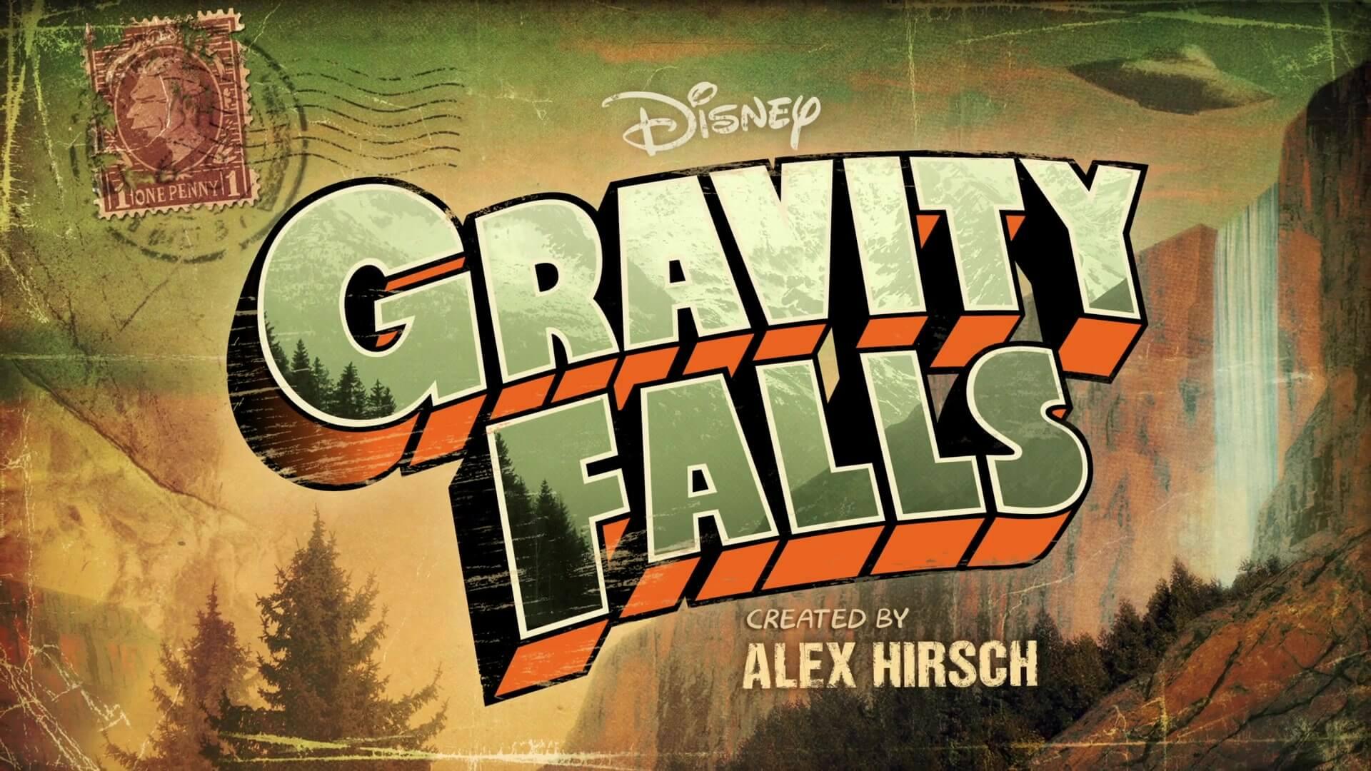 Gravity falls скачать mp3