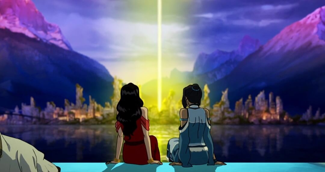 The Legend or Korra